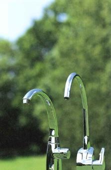 シーガル水栓デザイン